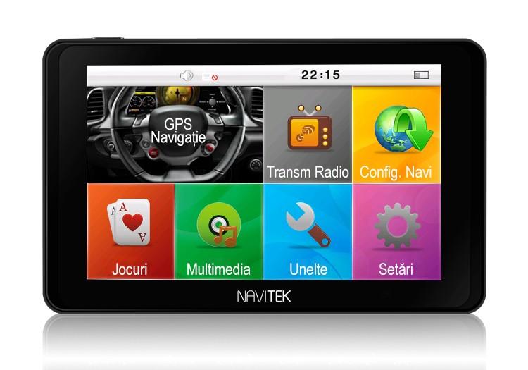 GPS Auto Navitek GoTrack 5 inchi
