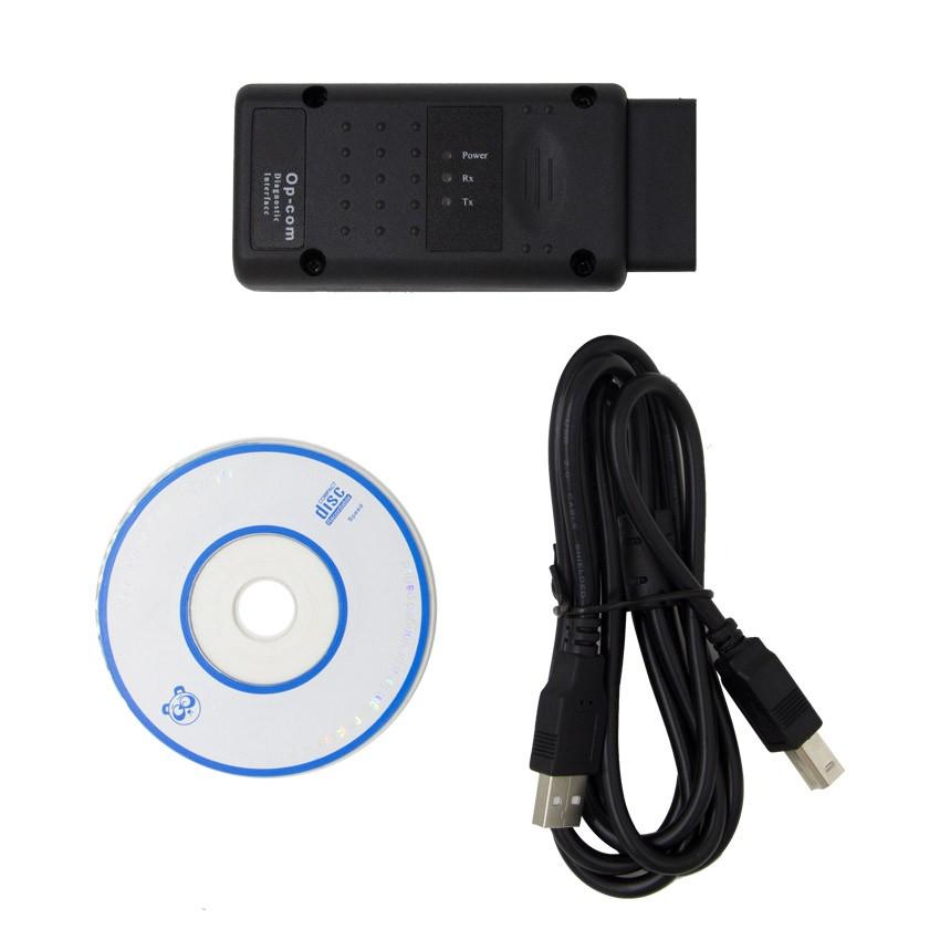 Interfata Diagnoza Tester Auto OPCOM 2012V Can OBD2 Oper Firmware V1.59