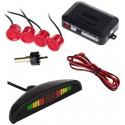 Set Senzori parcare auto detector parktronic display