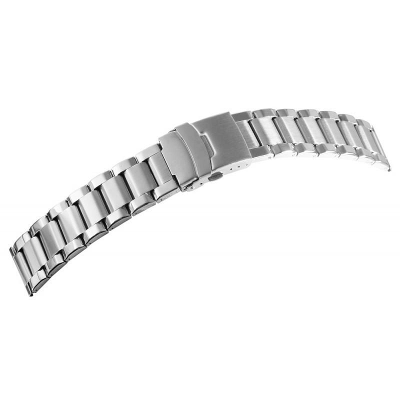 Bratara Ceas Otel Inoxidabil Argintie 22mm 24mm 26mm 8100064-220 imagine techstar.ro 2021