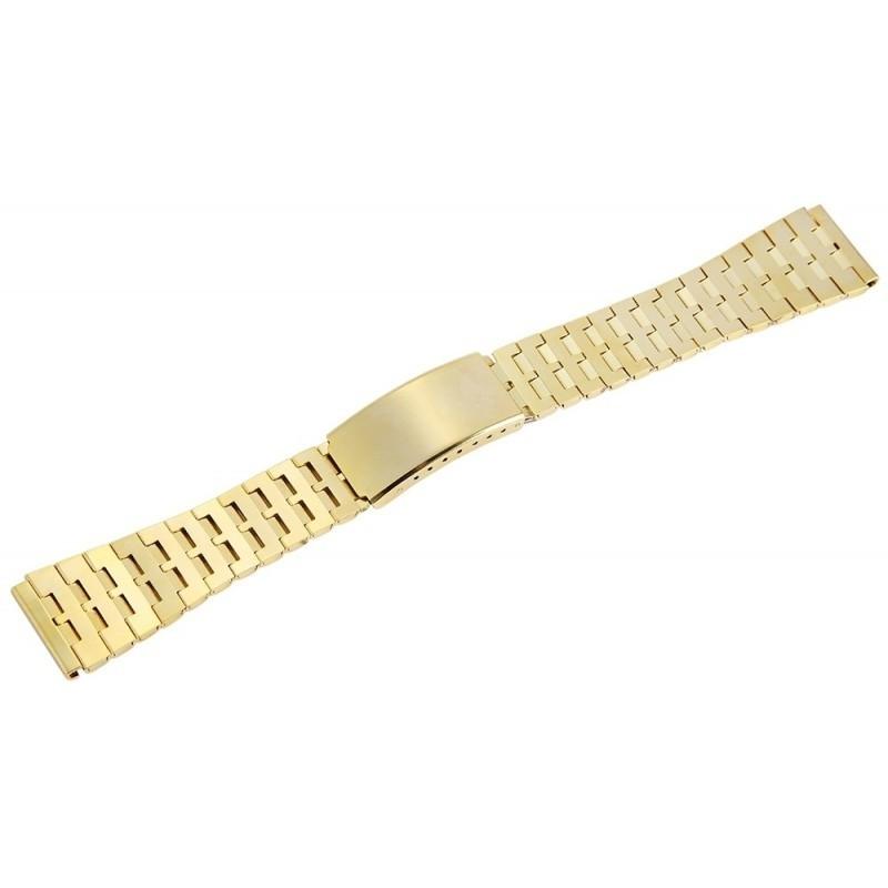 Bratara Ceas Otel Inoxidabil Auriu 20mm 70010022