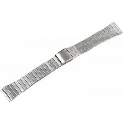 Bratara Ceas Otel Inoxidabil Argintiu 18mm 823021000318