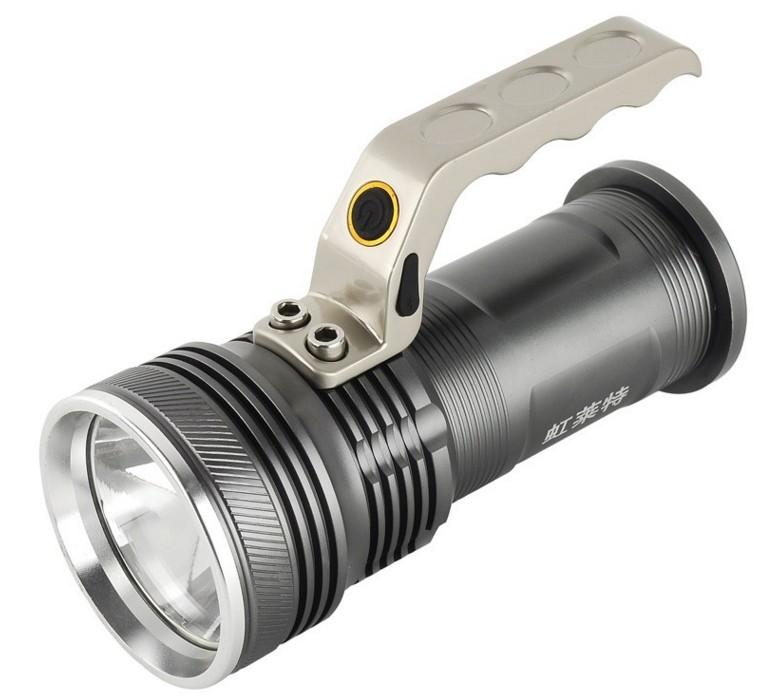 Lanterna Profesionala Vanatoare Strobe Light SF 91 800 lumeni 10w Acumulatori Inclusi