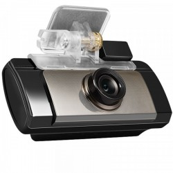 Camera auto DVR iUni Dash G200, Double Cam, 4K, Touchscreen, Display 2.7 inch IPS, Full HD, by Anytek