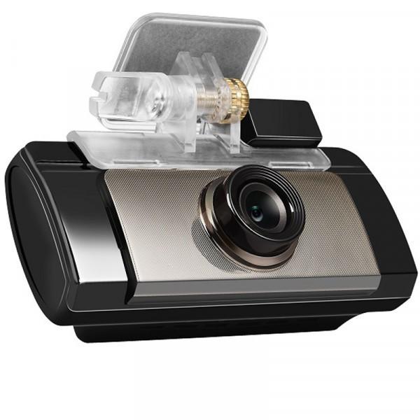 Camera auto DVR iUni Dash G200, Double Cam, 4K, Touchscreen, Display 2.7 inch IPS, Full HD, by Anytek imagine techstar.ro 2021