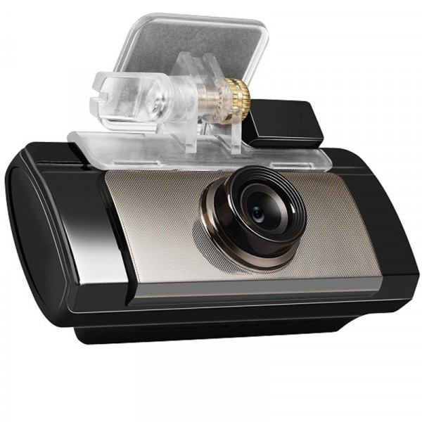 camera auto dvr iuni dash g200, double cam, 4k, touchscreen, display 2.7 inch ips, full hd, wdr, 160 grade, by anytek
