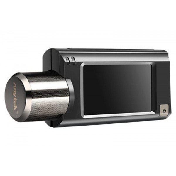 Camera auto DVR iUni Dash G100, Touchscreen, Display 2.45 inch IPS, Full HD, WDR, 160 grade, by Anytek