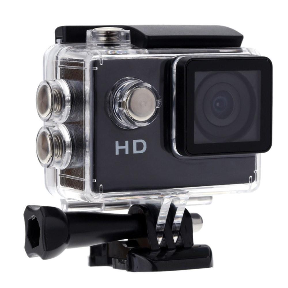 Camera Sport SJ5000 TrueHD 720P Black EXSports poza 2021