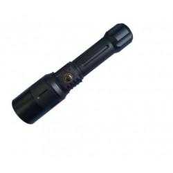 Lanterna Tactica Profesionala StarFire MS300 XML T6 750 lumeni Putere 10w Acumulatori Inclusi