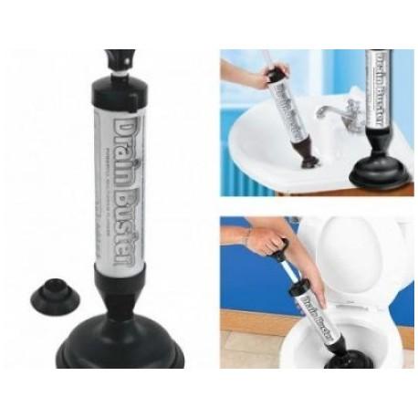 Pompa multifunctionala pentru desfundarea scurgerilor