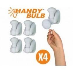 Set Super becuri fara fir Handy bulb (4 buc)