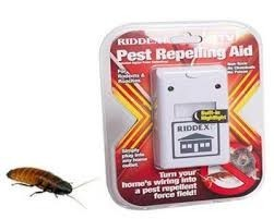 Dispozitiv Ultrasunete Daunatori Pest Repeller imagine techstar.ro 2021