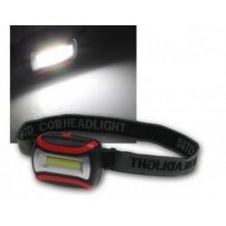 Lanterna de cap cu trei faze de iluminare 5 W