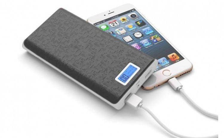 Baterie externa 28000 mAh compatibila cu toate telefoanele mobile imagine techstar.ro 2021
