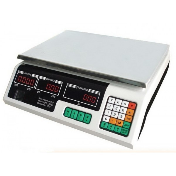 Cantar electronic comercial - 30 kg imagine techstar.ro 2021