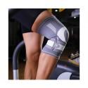 Set 2 orteze compresive pentru genunchi si incheietura mainii ce amelioreaza rigiditatea musculara