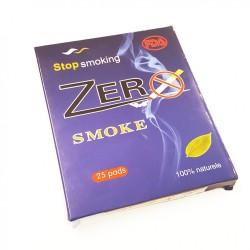 Set 25 plasturi cu nicotina Zerosmoke ideal pentru a renunta la fumat