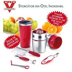 Storcator de fructe Pro-V-Juicer