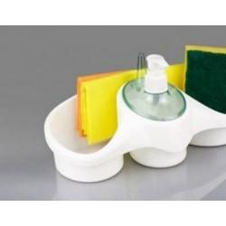 Dispenser detergent vase 3 in 1