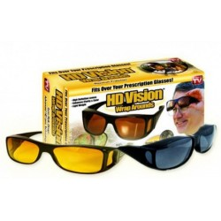 Set 2 perechi ochelari de zi si de noapte HD Vision !