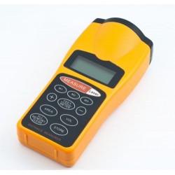 Ruleta ultrasunete cu indicator laser