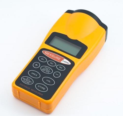 Ruleta ultrasunete cu indicator laser imagine techstar.ro 2021