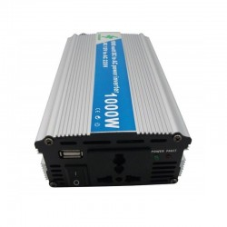 Invertor auto 12V - 220V cu putere 1000W