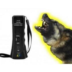 Dispozitiv cu ultrasunete impotriva cainilor agresivi!