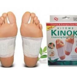 Set 50 plasturi detoxifiere Kinoki !