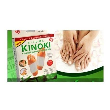 Detoxifierea generala a organismului cu Plasturi Kinoki - set 10 plasturi