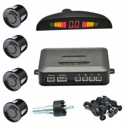 Sistem de asistenta parcare cu 4 senzori si afisaj