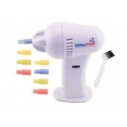 Aparat de curatat ceara din urechi Wax Vac