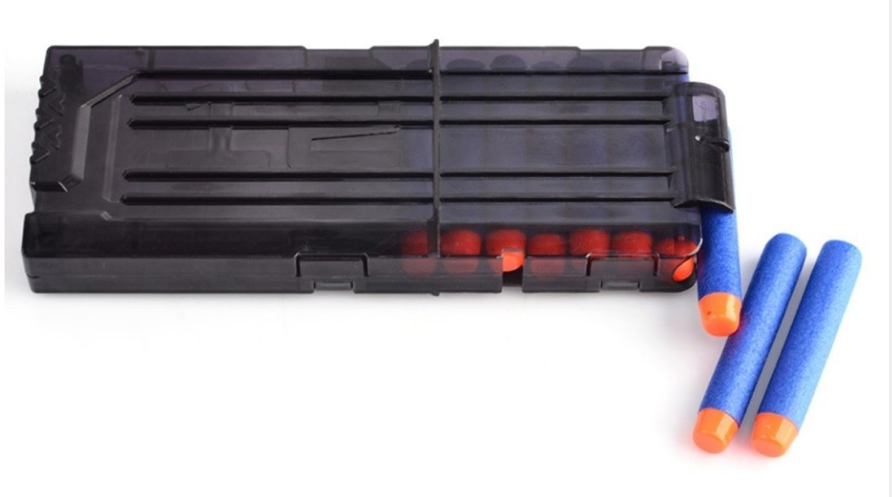 Munitie Nerf N-Strike Elite - 120 gloante de burete imagine techstar.ro 2021