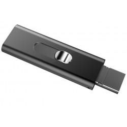 Stick USB Spion Reportofon iUni SpyMic STK96, Memorie interna 8GB, Negru