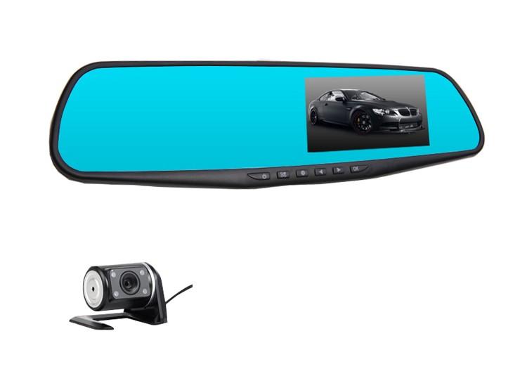 Camera Video Auto Oglinda General Plus L854X