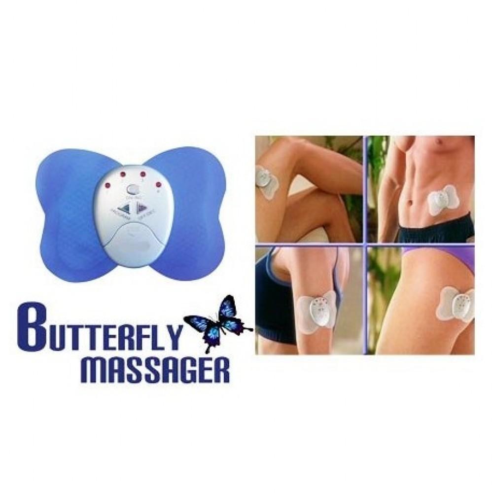 Aparat de masaj - Butterfly massager imagine techstar.ro 2021