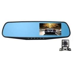Oglinda retrovizoare cu camera video HD incorporata!