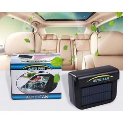 Ventilator auto cu incarcare energie solara