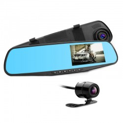 Camera Video Auto Oglinda Allwinner L9000 Dubla FHD