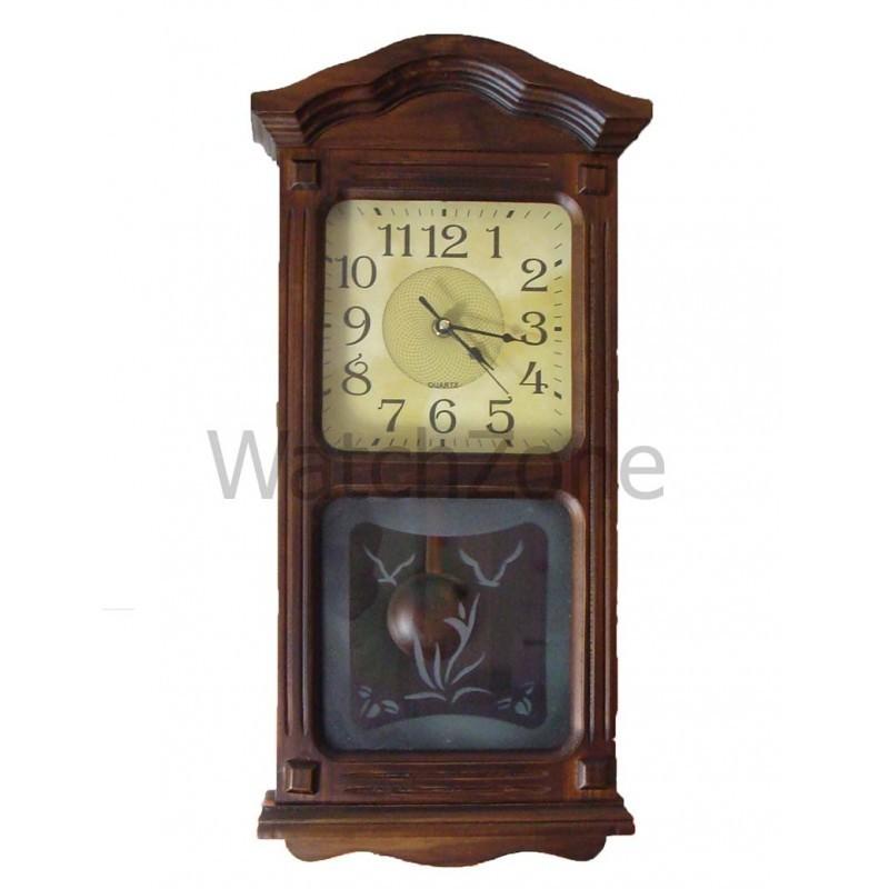 Ceas perete cu pendula din lemn TX-505M imagine techstar.ro 2021