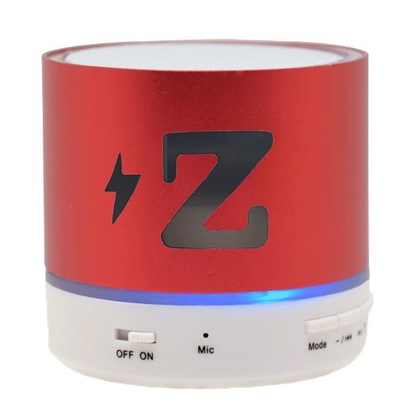 Boxa Portabila Bluetooth iUni DF15, 3W, USB, slot Card, AUX-IN, Fm radio, Aluminiu, Rosu imagine techstar.ro 2021
