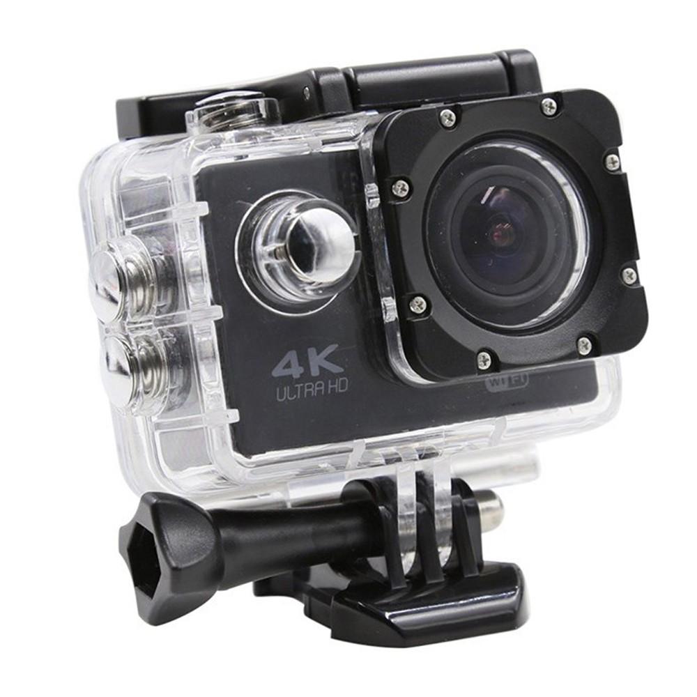 Camera Sport ActionCam SJ9000 UltraHD 4K @ 30fps WiFi 16.0MP Black Pachet Complet cu Accesorii imagine techstar.ro 2021