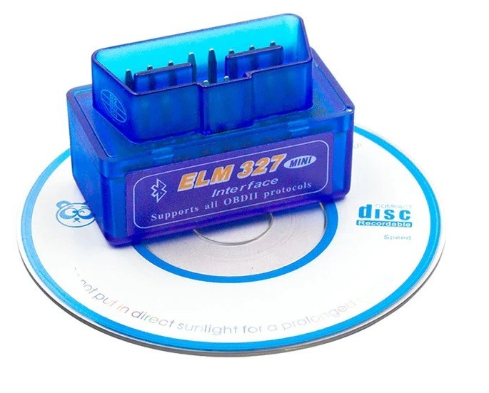 Interfata tester auto multimarca, ELM 327, prin Bluetooth, OBD2 V2.1 imagine techstar.ro 2021