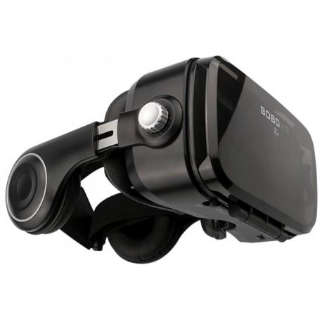 Ochelari Virtuali cu Video si Audio Techstar VR-Z4 Negru
