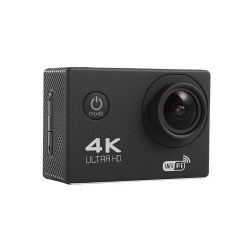 Camera Sport ActionCam F60 Ultra HD 4K Black
