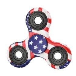 Tri-Spinner Fidget Jucarie Camouflage Multi Color Statele Unite ale Americii, Jucaria Focusarii