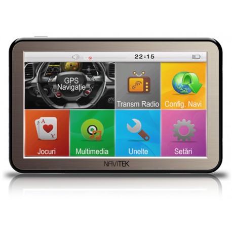 "GPS Auto Navitek NView 5"" HD"