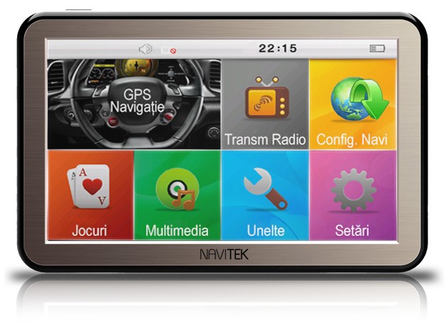 GPS Auto Navitek NView 5 HD