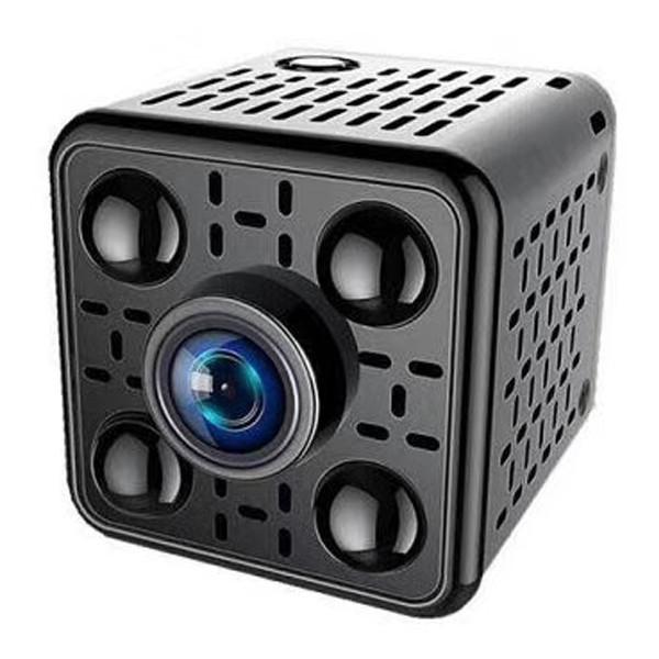 Mini Camera Spion iUni IP35, Wireless, Full HD 1080p, Audio-Video, Detectie Miscare, Night Vision imagine techstar.ro 2021
