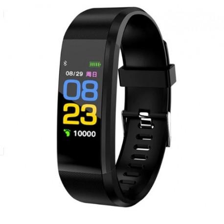 YOHO Bratara Fitnes Smartband, BLUETOOTH, OLED, IP67, RITM CARDIAC, NOTIFICARI APELURI, APLICATII,